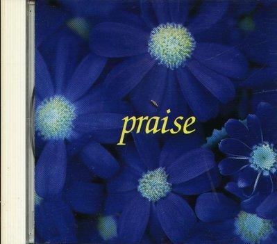 八八 - PRAISE - PRAISE S/T - 日版 CD  1993