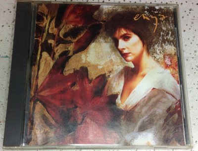Enya - Watermark, 恩雅, 水印, 美國1988年原版CD, 已絕版