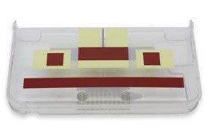 [哈GAME族]經典造型 Datel 3DS LL XL 專用 紅白機復古樣式 透明保護殼 水晶殼 懷舊必備