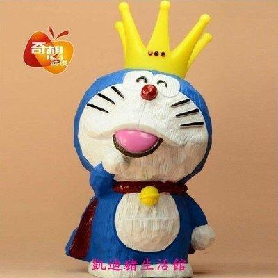 【凱迪豬生活館】機器貓奢華水立方靈感 叮當存錢罐公仔娃娃手辦 禮物 精美盒裝KTZ-200877