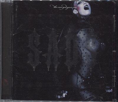 【嘟嘟音樂2】SADS - The Rose God Gave Me  日本版