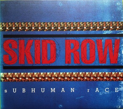 Skid Row - Subhuman Race 環保精裝盤 二手台版