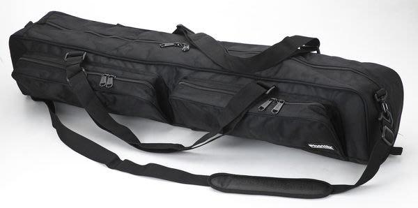 呈現攝影-德國Phottix 加厚燈架袋96cm 腳架背袋 提袋 有外口袋 固定帶 燈腳架 滑軌 離機閃