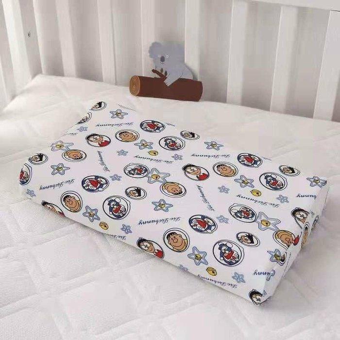 ✦愛美家✦ 新款兒童乳膠枕低頸椎枕芯時尚卡通枕頭 乳膠枕廠家批發