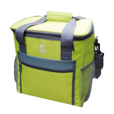 【綠足跡】GRIZZLY灰熊 保溫保冷袋 19公升 兩入超值組/綠、藍、紅/全新品/現貨
