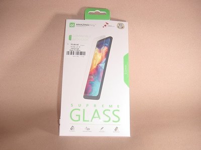 HUAWEI Mate 20X 專用螢幕保護貼 香港行貨 0.33 mm鋼化玻璃貼