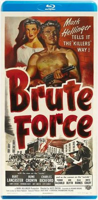 【藍光電影】血濺虎頭門 / BRUTE FORCE(1947)
