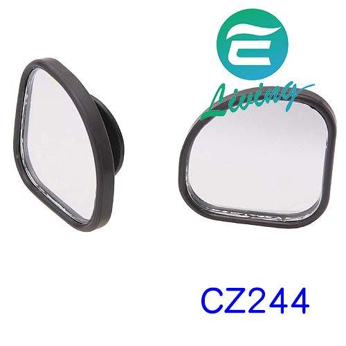 【易油網】CARMATE 安全輔助鏡(扇型) CZ244