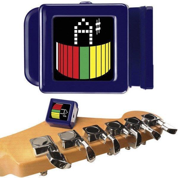 ☆ 唐尼樂器︵☆ SNARK S-1/ S1 木吉他/電吉他/電貝斯 Bass 琴頭夾式彩色螢幕調音器(超快速精準)