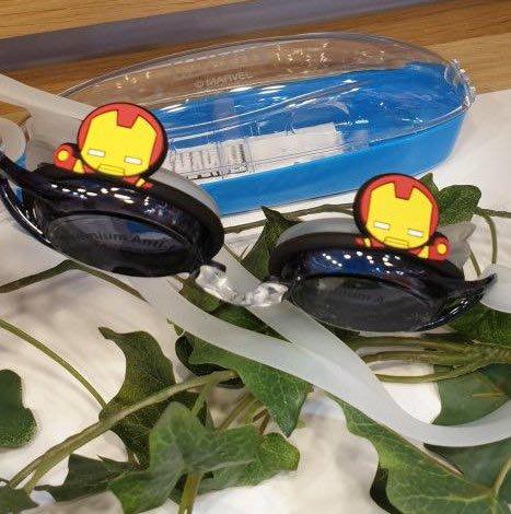 『※妳好,可愛※』韓國童鞋  韓國 正韓  winghouse泳鏡  鋼鐵人泳鏡 兒童泳鏡 (韓國製)