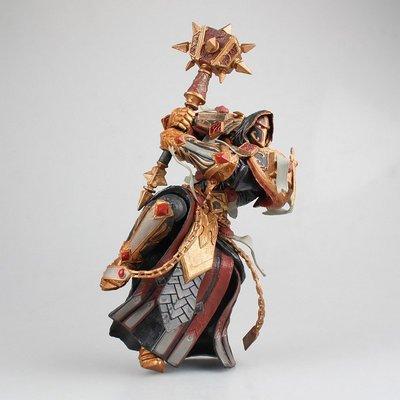 ~WOW 其它 公仔 1100 魔獸世界 Judge Malthred 審判騎士