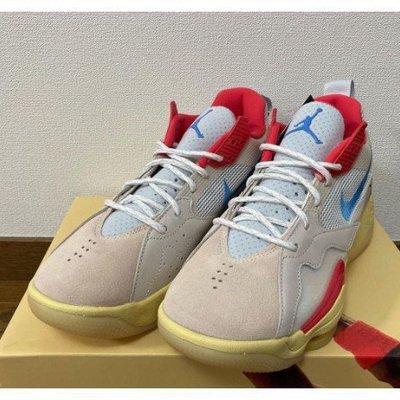 "Air Jordan Zoom 92 ""Guava Ice""灰藍紅 運動鞋 DA2553-800"