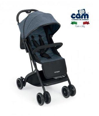 ((向日葵小屋)) 香港行貨 意大利 CAM Compass 便攜式嬰兒手推車附有拉桿