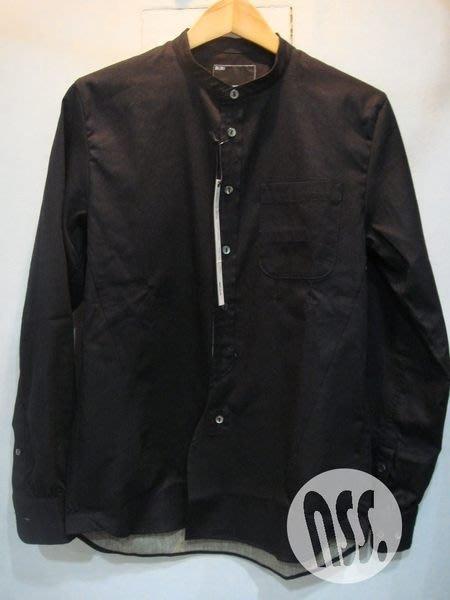 特價「NSS』N(N) NUMBER (N)INE NINE N9 長袖 黑 襯衫 M 音符