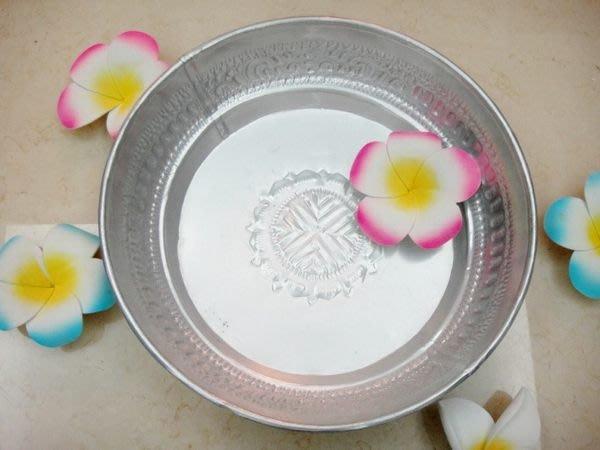 Y【永晴峇里島】巴里島鋁盤,增添異國風味,居家,民宿,飯店都好用-盤28@