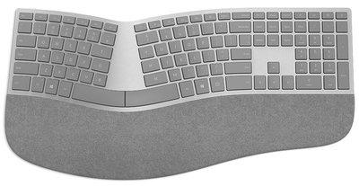 微軟英文版 藍牙4.0人體工學無線鍵盤 Microsoft Surface Ergonomic Keyboard簡易包裝