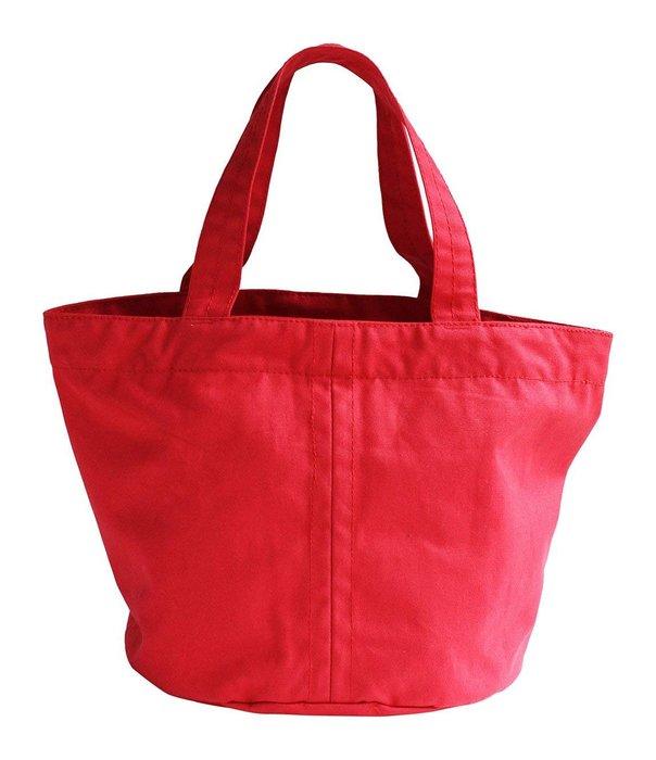 《散步生活雜貨》日本進口 印度製 ateliers Nuuit 棉 手提/肩背 圓底 帆布包L -兩色選擇