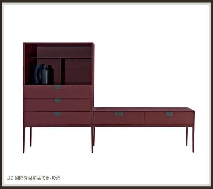DD 國際時尚傢俱-燈飾 Alcor Storage units (復刻版)訂製組合餐櫃