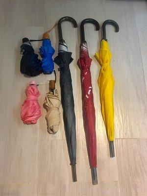 (原價$400)7把「雨傘」長短 umbrella