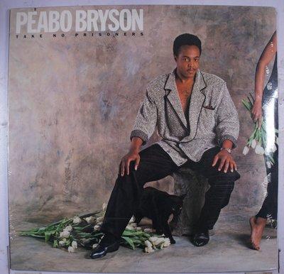 《全新美版黑膠》Peabo Bryson – Take No Prisoners