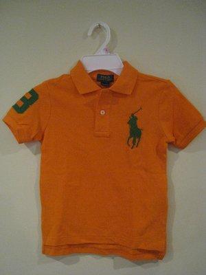 Ralph Lauren 4歲男童polo衫