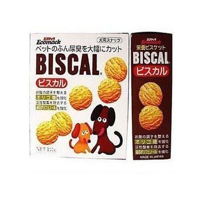 【🐱🐶培菓寵物48H出貨🐰🐹】現代Biscal必吃客》狗狗專屬除臭餅乾300克 特價240元(自取不打折)