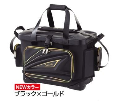 《三富釣具》GAMAKATSU 軟式冰箱 GB-358 25L 黑金580587 另有36L黑金 非均一價