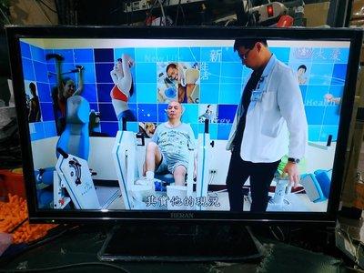大台北 永和 二手 電視 24吋電視 24吋 禾聯 HD-24DC1  HDMI 另 40吋 電視出售