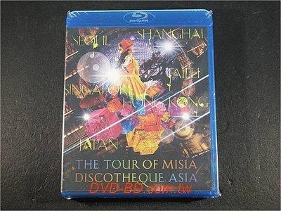 [藍光BD] - 米希亞 2009 舞彩繽紛亞洲巡迴演唱 The Tour of MISIA Discotheque Asia BD-50G