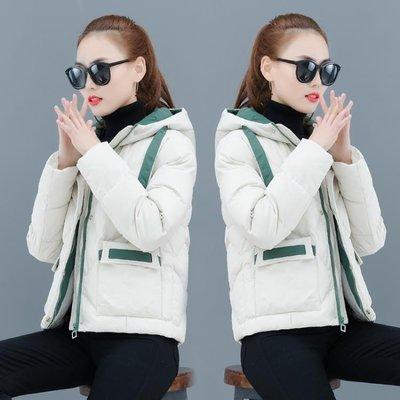 短款棉衣女2019冬裝新款韓版羽絨棉服冬天加厚外套百搭顯瘦小棉襖