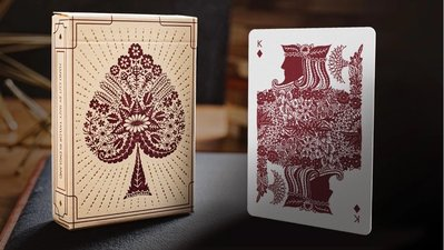 【USPCC撲克】Papercuts: Intricate Hand-cut Playing Cards by Suzy Taylor S103049368