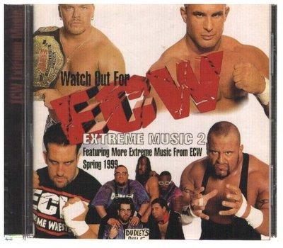 新尚唱片/ WATCH OUT FOR ECW 二手品-01616127