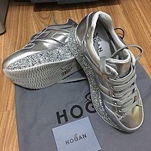 Hogan 厚底內增高鞋(2016年款式)