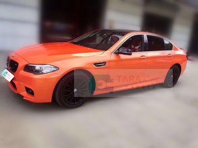 『塔菈』寶馬 BMW F10 改 M5 式樣 前保桿 後保桿 水箱罩 葉子板 側裙 尾翼 空力套件 現貨供應