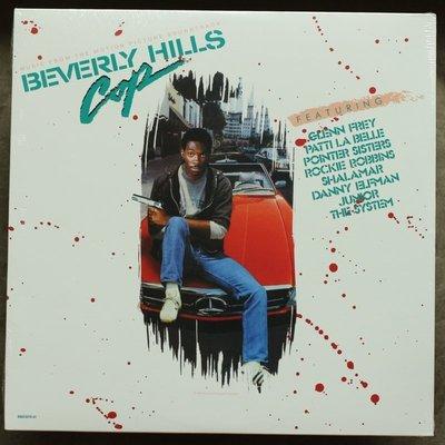 全新美版黑膠- 比佛利山超級警探 電影原聲帶Beverly Hills Cop