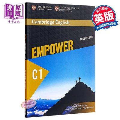 劍橋成人英語賦能系列(C1 高級) 英文原版 Cambridge English Empower Advanced St