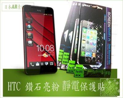 『BOSS』HTC EVO Design 4G /Desire X T328e/Desire VC T328d 鑽石版 保護貼