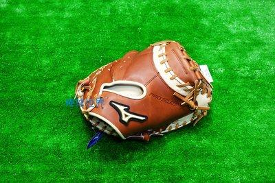 棒球世界全新美規Mizuno 美津濃捕手手套 PRO SELECT特價  厚實耐用
