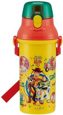 日本製 玩具總動員 直飲式水壺480ml  奶爸商城461132同系列水壺4款合購免運