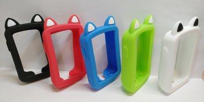 新登場!! Garmin EDGE 820貓耳保護套送保護貼 保護套 果凍套 矽膠套 碼錶保護套