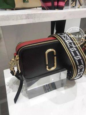 #折扣碼 黑色系列 LV前設計師 全新真品 marc jacobs 相機包_MJ Snapshot Camera Bag