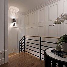 台中系統櫃-優雅古典風,系統線板,小坪數設計