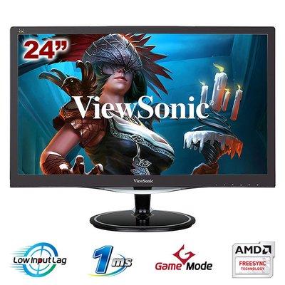 【小波電腦】ViewSonic VX2457-mhd 24型 電競電腦螢幕