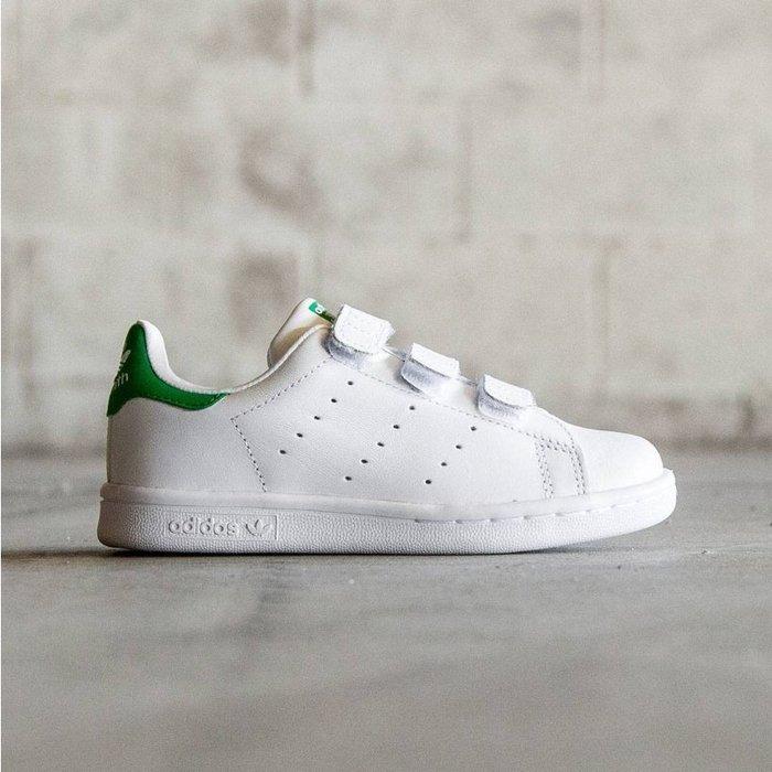 adidas Stan Smith Shoes Kids (綠色款)