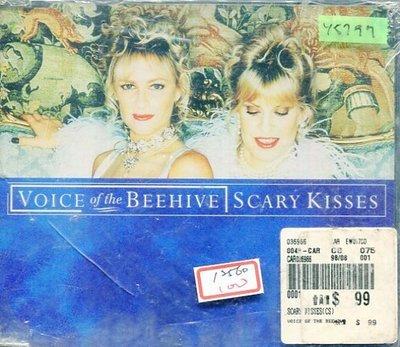 *還有唱片行* VOICE OF THE BEEHIVE / SCARY KIS 全新 Y5797 (封膜破、49起拍)