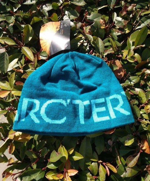加拿大頂級戶外品牌ArcTeryx 始祖鳥Word Head Long Toque Beanie毛帽 加拿大製