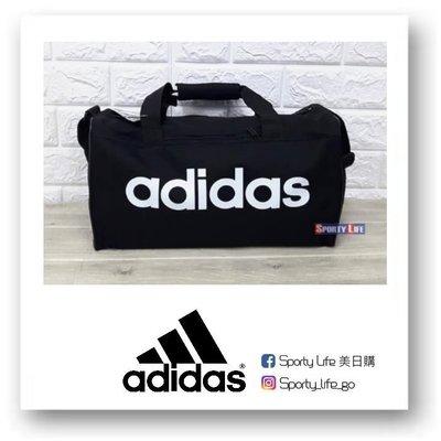 【SL美日購】Adidas LINEAR CORE DUFFEL BAG黑 行李袋 愛迪達 手提包 旅行袋 DT4818