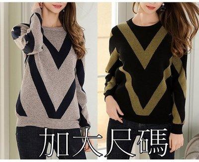 XR174 冬季大碼女裝百搭打底針織衫毛衣
