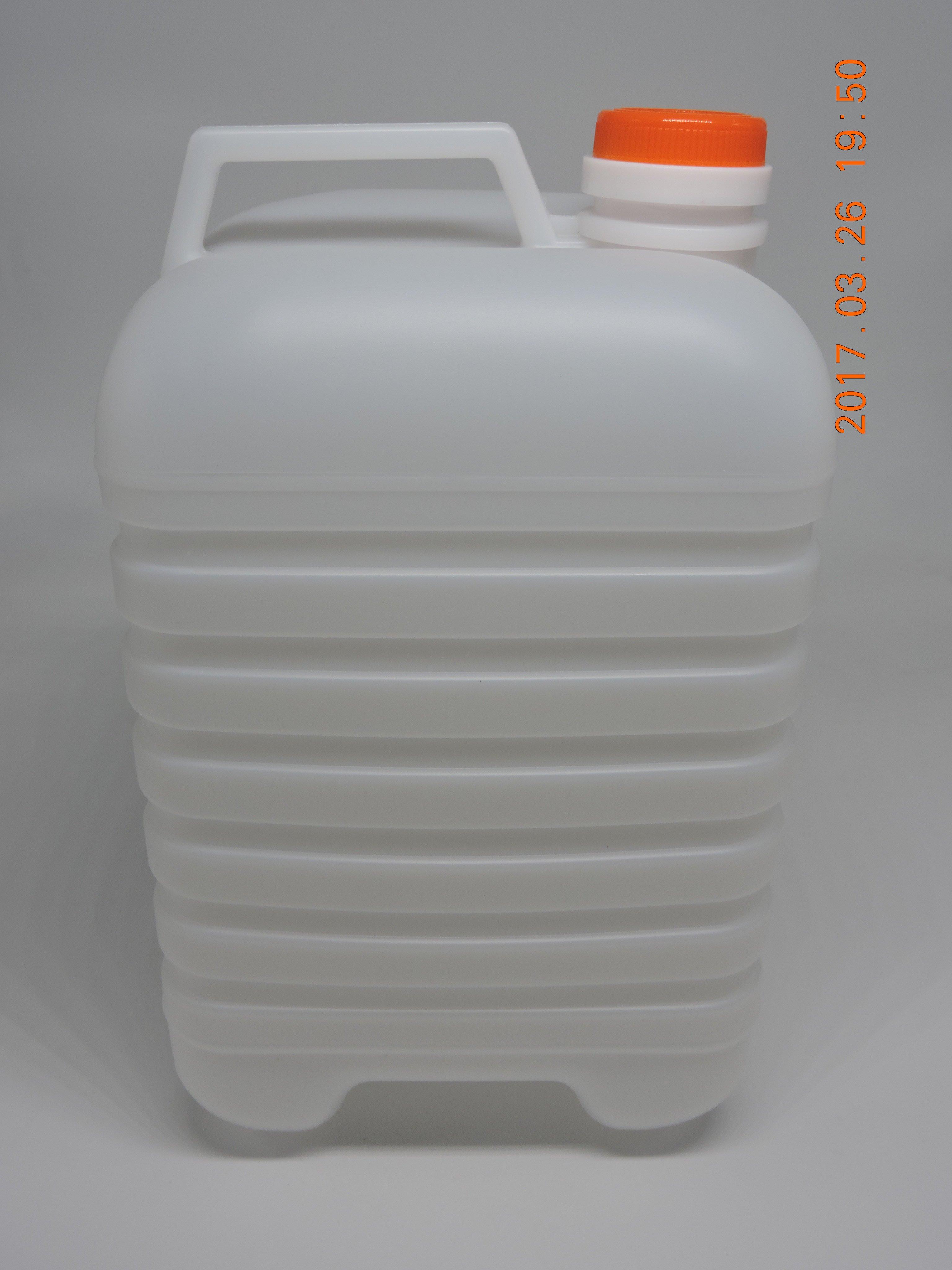 5公斤 1次購買4個100元 儲水桶 塑膠桶 水桶  油桶 手提水桶 四方桶 圓桶