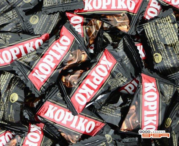 【吉嘉食品】KOPIKO咖啡糖‧原味 600公克 [#600]{6121-1}